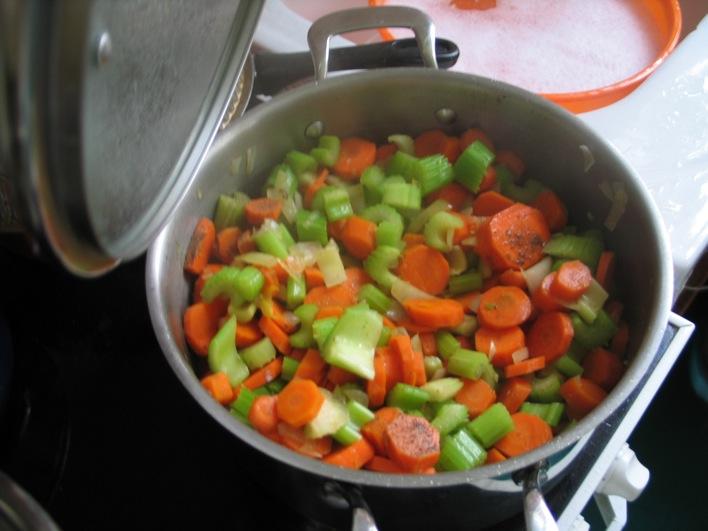 carottes et c 233 l 233 ri branche aux olives amap panier blomet